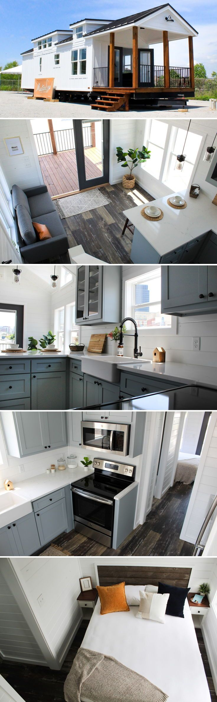 Zion by Mustard Seed Tiny Homes