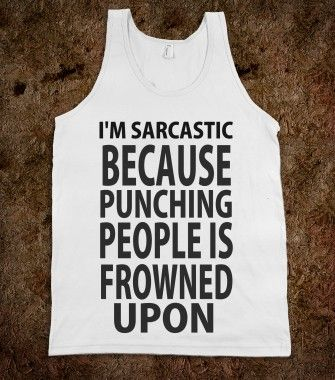Why I'm Sarcastic - Protego - Skreened T-shirts, Organic Shirts, Hoodies, Kids Tees, Baby One-Pieces and Tote Bags