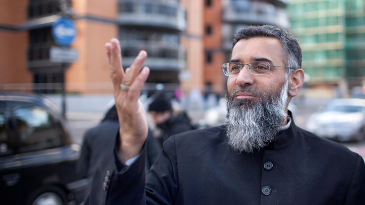 At last indeed!! Europe's most prolific hate preacher is finally behind bars after inspiring a generation of jihadist fighters and dozens of terrorist murders. Anjem Choudary, who mocked British efforts to bring...