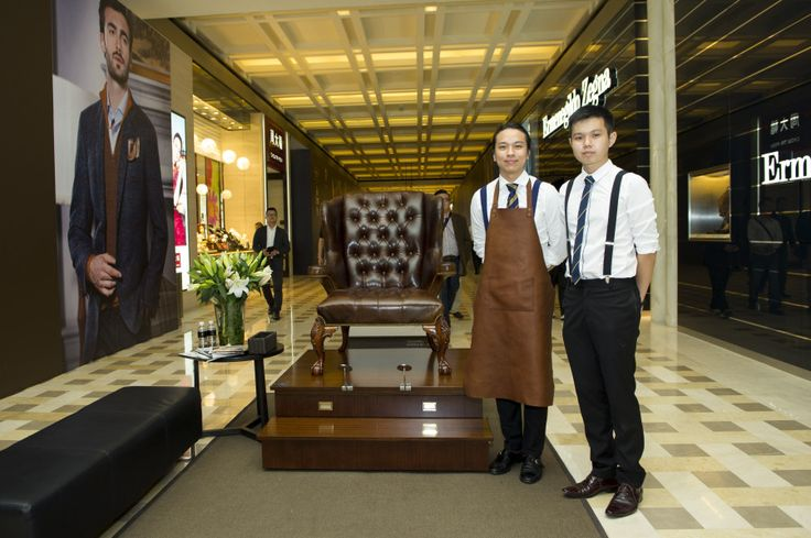 Shoe Polishing Service : Best images about shoe shine chairs on pinterest
