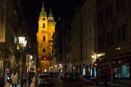 Part One: My first impressions of arriving in Prague on a cold Christmas eve. Source adamharkus.com