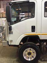 Toyota Hiace Truck >> isuzu nps 300 super singles - Google Search   4X4's Off