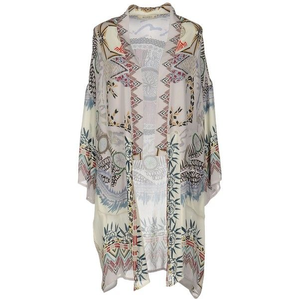 Etro Cardigan ($1,110) ❤ liked on Polyvore featuring tops, cardigans, lilac, etro, multi color cardigan, multi colored cardigan, etro tops and long sleeve tops