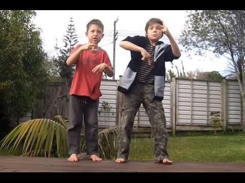 New Zealand Sign Language cover of Fight Song - YouTube