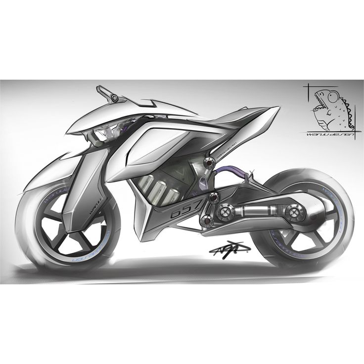 94 Likes, 1 Comments - Junior Motorcycle Designer (@a.h ...