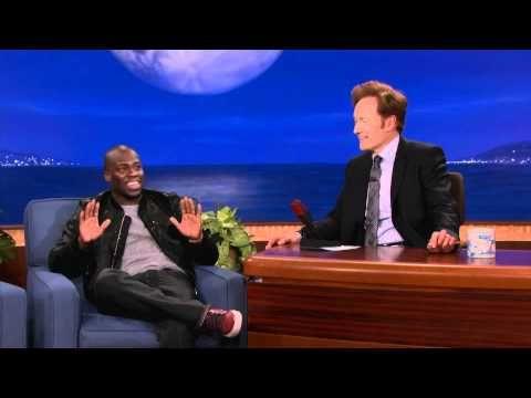 Kevin Hart Pre-Bullies His Own Kids - CONAN on TBS