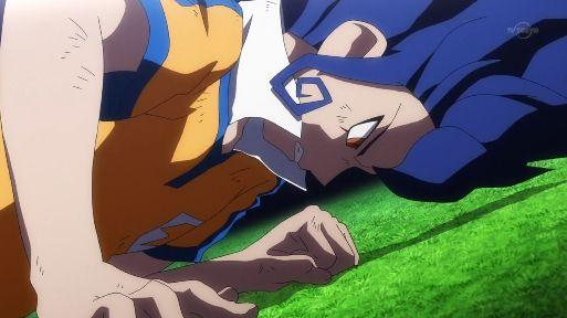 Hay que saber levantarse cuando todo esta perdido victor - Inazuma eleven go victor ...