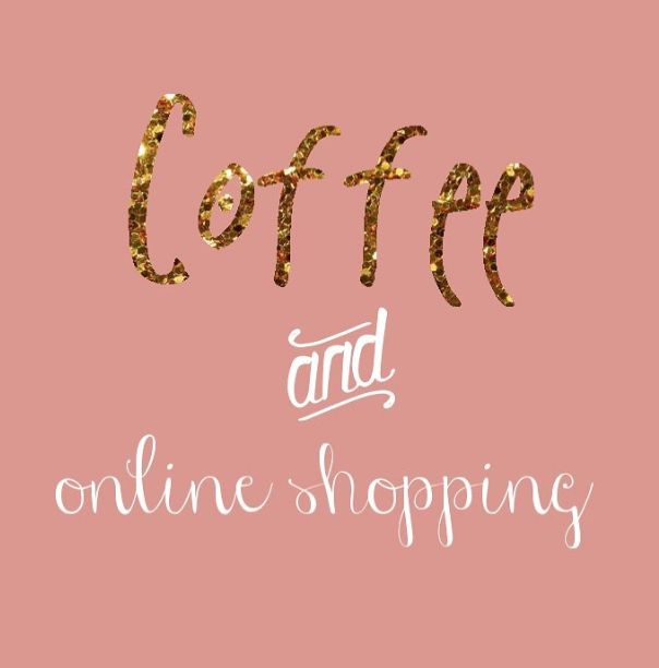 Happy Cyber Monday! Stay in bed but coffee first and do your online shopping at …