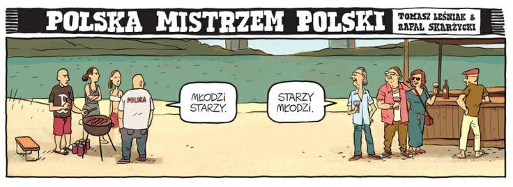 Zdjęcie numer 46 w galerii - Polska mistrzem Polski