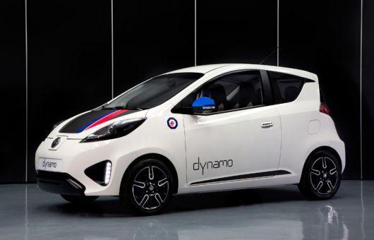 2014 MG Dynamo EV concept