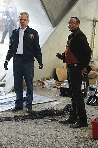 CSI:NY images Sid & Hawkes Clean Sweep wallpaper and background photos