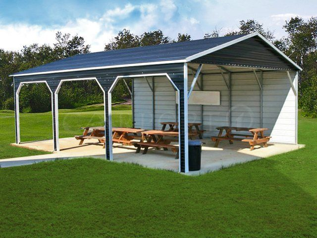 Triple Wide Metal Carports Categories Carport1 Free Installation And Delivery In 2020 Metal Building Homes Carport Designs Carport Prices