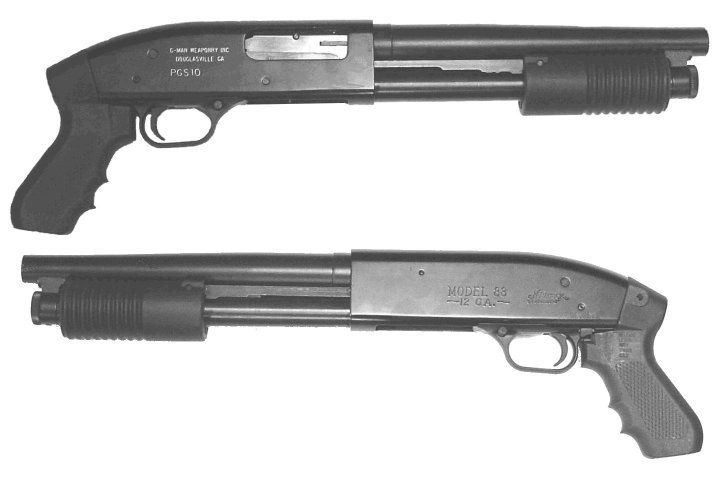 Shotguns Newly Manufactured Short Barrel Shotgun 10