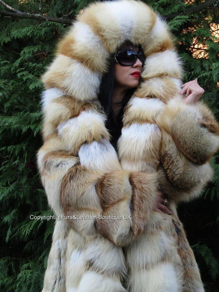 305 best images about glamorous golden island fox furs on pinterest long fur coat parkas and. Black Bedroom Furniture Sets. Home Design Ideas