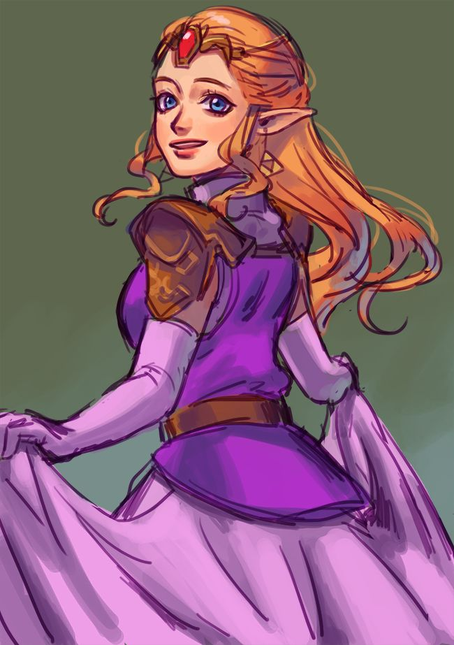 I just love drawing and Zelda. I don't take any request.