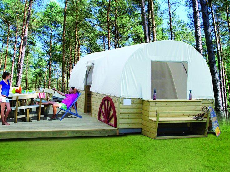 Camping Airotel camping lou pignada à Messanges