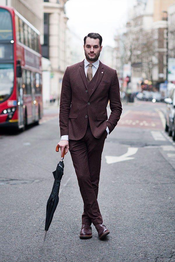 men in london