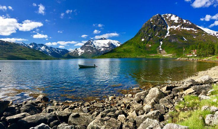 Norway, Vesteralen