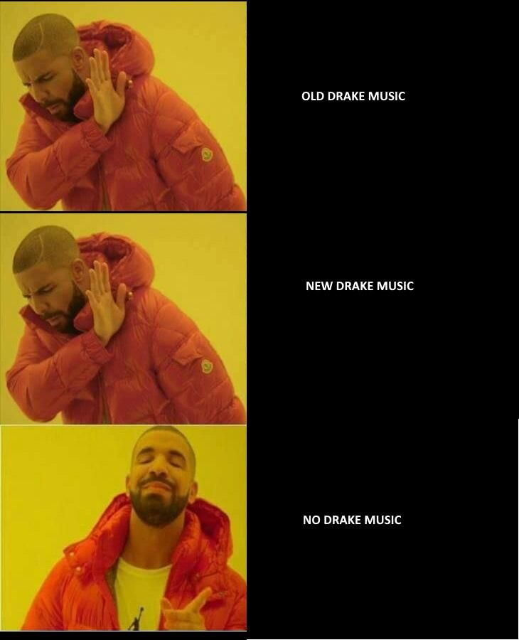 New Drake Album Drake Meme New Drake Drakes Album