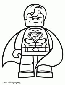 The Lego Movie Free Printables Coloring Pages Activities And Downloads Superman PagesColoring Sheets
