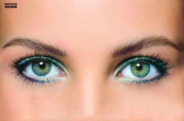9 способов визуально увеличить глаза