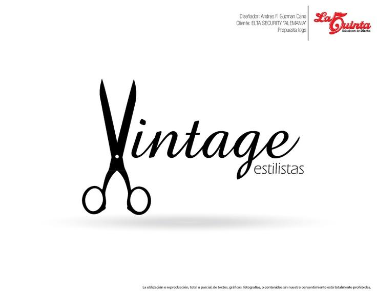Propuesta logo vintage estilistas (2)