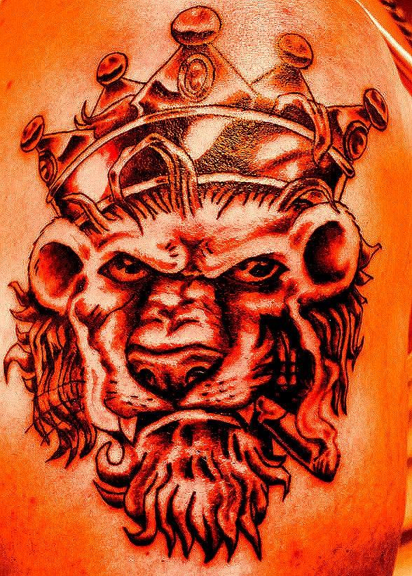 King Crown Tattoo