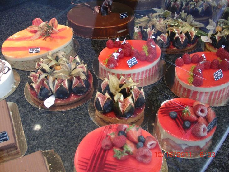 French patisserie.