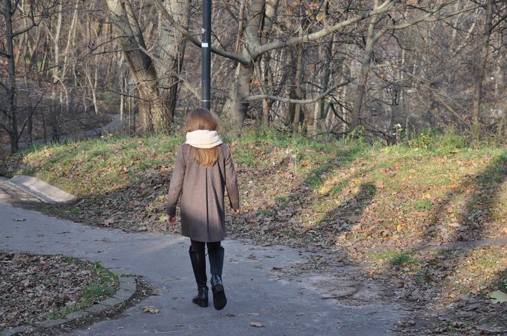 Go for a walk in the park in our pure wool 'Margot' swing coat. www.ameliesophie.com
