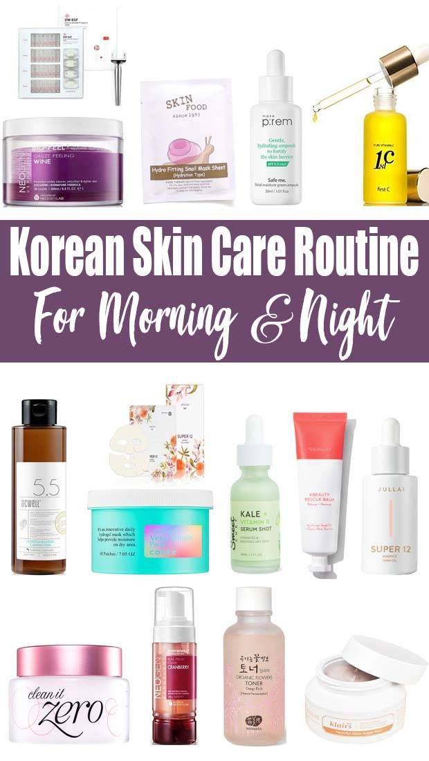 10 Step Korean Skin Care Routine Cheap Products Korean Skincare Routine Korean Morning Skincare Routine Night Skin Care Routine