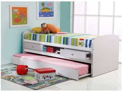 Resultado de imagen para camas dobles juveniles