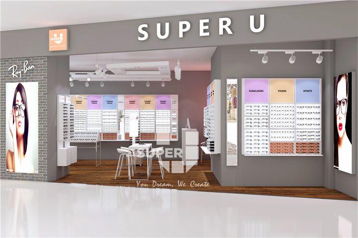 Modern Optical Modular Furniture Design Eyewear Store Interior Design Optical Shop Desi In 2020 Shop Board Design Retail Store Interior Design Store Design Interior
