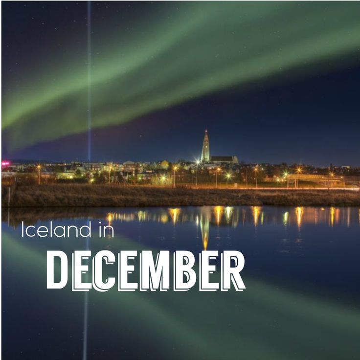 Are you crazy enough to plan a trip to Iceland in December? Here you will find everything you need to know. The weather, what to do and the holiday season!
