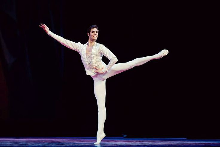 Bolshoi Ballet's Italian dancer, Jacopo Tissi, on his first year in Moscow and dancing Diamonds at the Lincoln Center