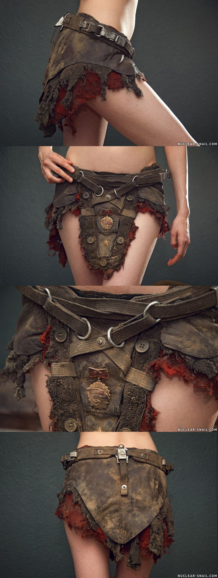 Wasteland russian skirt - nuclear snails https://www.facebook.com/nuclear.snail