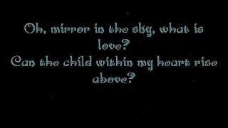 Stevie Nicks Landslide Lyrics - YouTube