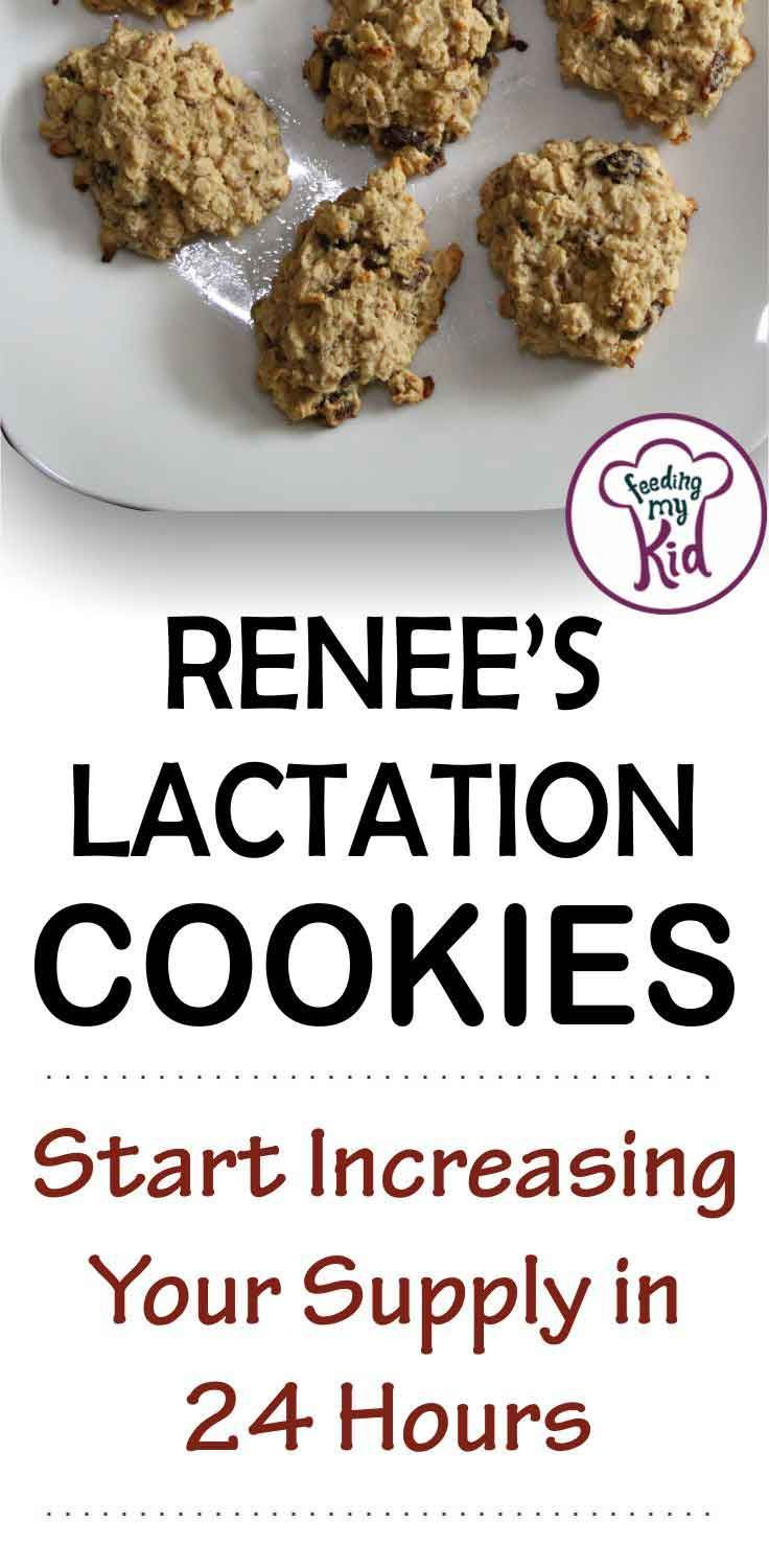 I recently came up with healthier lactation cookies recipe, while not as delicious as their counterparts, they are a lot healthier for you and your baby! #babies #baby #breastfeeding
