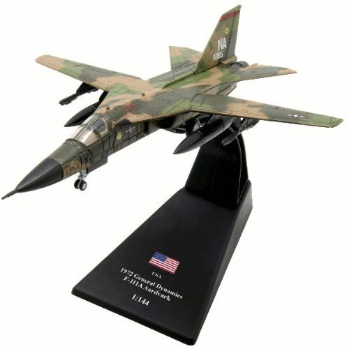 101 best f 111 aardvark images on pinterest military aircraft general dynamics f 111 aardvark diecast 1144 model 1500 fandeluxe Image collections