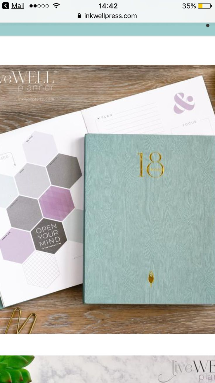 I Love The Contents And Layout Of This Planner! It Has Lots Of Room For