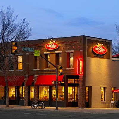 No. 4 Noodles and Company - America's Top 10 Healthiest Fast Food Restaurants - Health Mobile