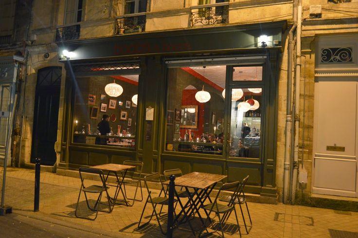 Camille in Bordeaux: Bocca a bocca : l'Italie aux Chartrons