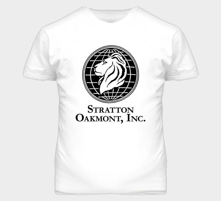 Wolf Of Wall Street Stratton Oakmont Penny Stock Company T Shirt