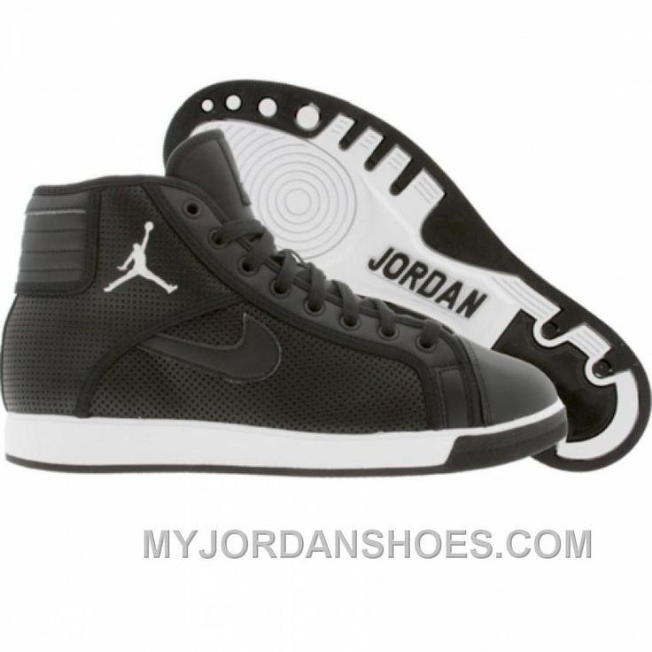 http://www.myjordanshoes.com/air-jordan-sky-high-black-white-cement-grey-414960001-discount.html AIR JORDAN SKY HIGH BLACK WHITE CEMENT GREY 414960-001 DISCOUNT Only $75.00 , Free Shipping!