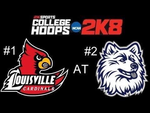 College Hoops 2K8 - Louisville vs Connecticut - 2K8 Best College Basketball Game Ever - college basketball games - http://sports.onwired.biz/basketball/college-hoops-2k8-louisville-vs-connecticut-2k8-best-college-basketball-game-ever-college-basketball-games/