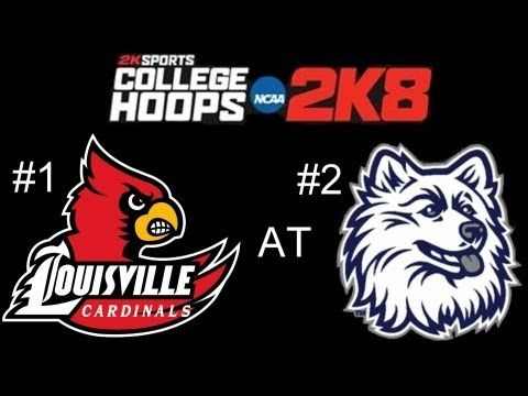 College Hoops 2K8 - Louisville vs Connecticut - 2K8 Best College Basketball Game Ever - college basketball games - http://sports.onwired.biz/basketball/college-hoops-2k8-louisville-vs-connecticut-2k8-best-college-basketball-game-ever-college-basketball-games/
