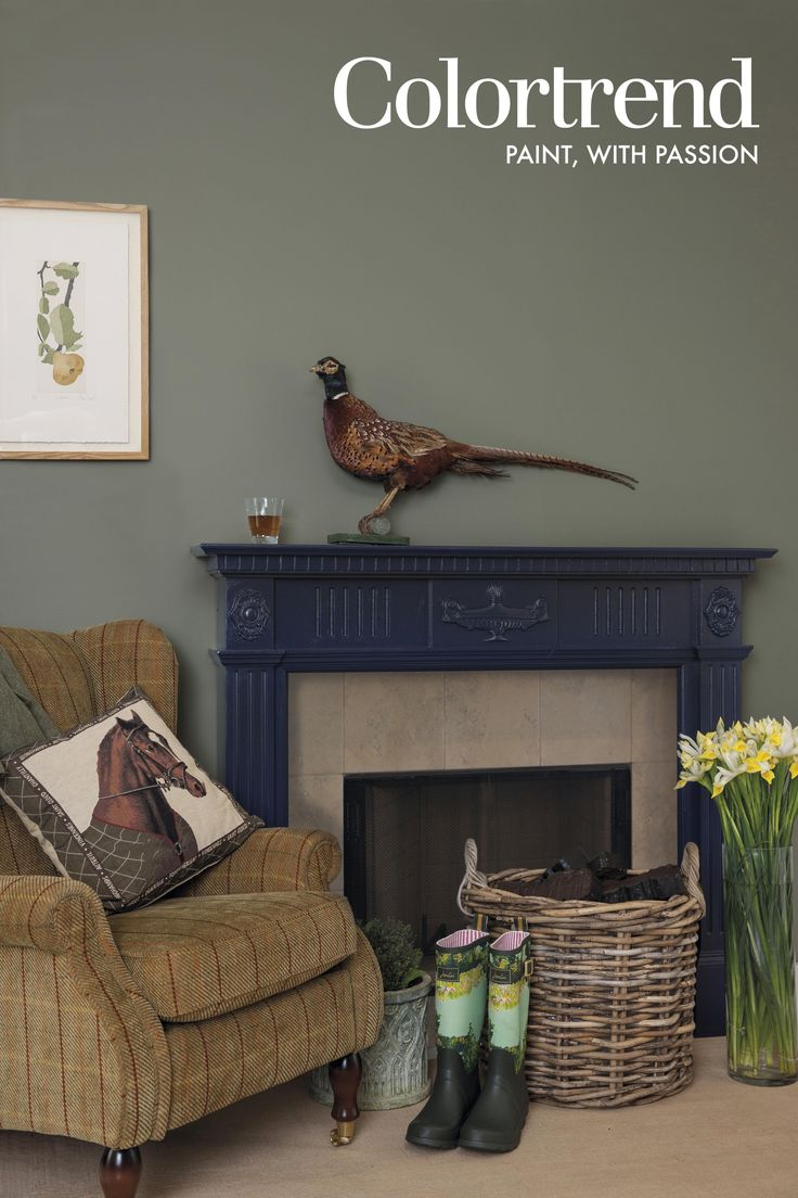 walls huntsman  interior matt finish woodwork dark noir  satinwood finish wwwcolortrend