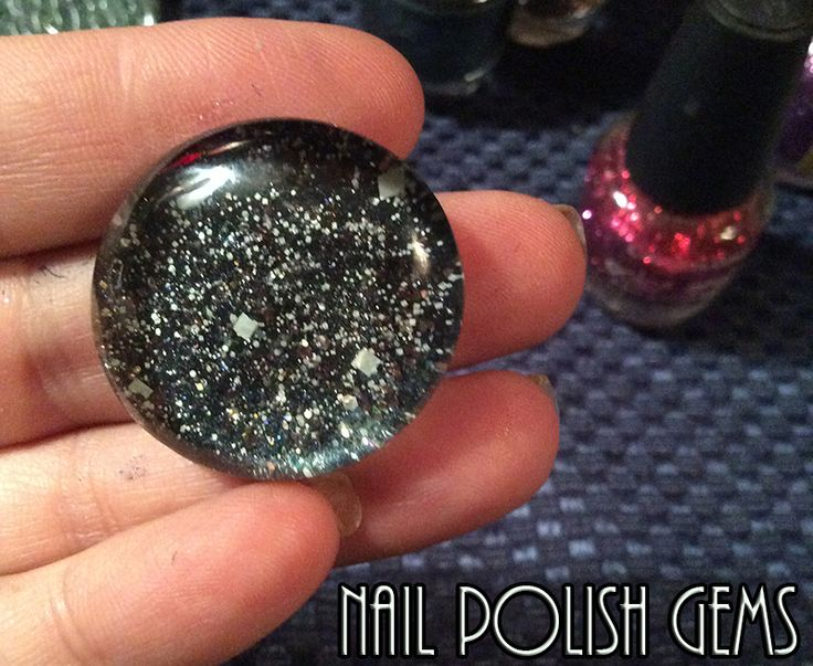 how to make nail polish without clear nail polish