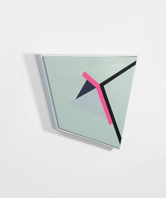Zin Helena Song, 'Flat Polygon 1 #3,' 2015, CES Gallery