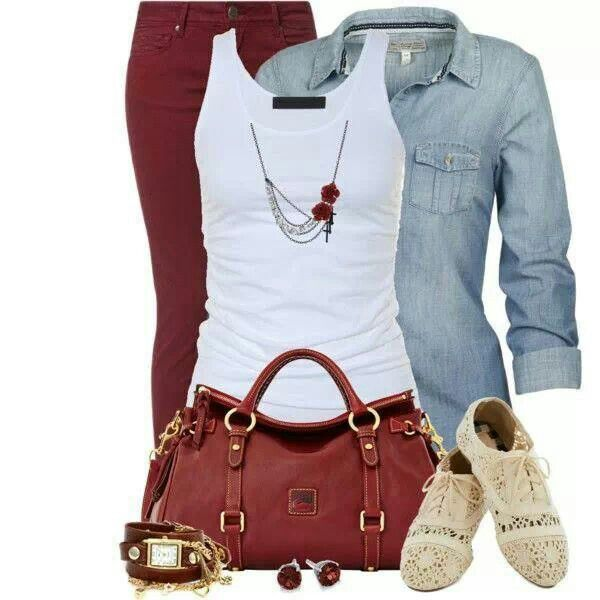 I like the clothes part - the purse is too much, and I like the shoes but don't know that I would buy them