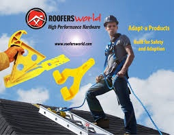 Adapt-a Products for Safe Roof Staging from Roofers World